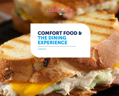 Comfort Food and the Dining Experience