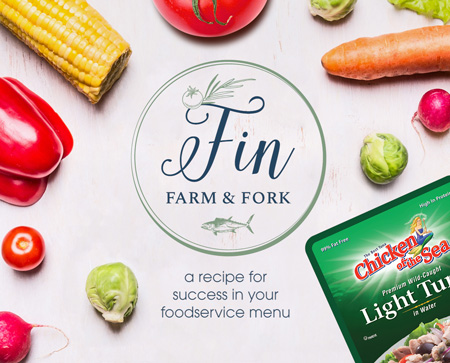 Fin, Farm, and Fork