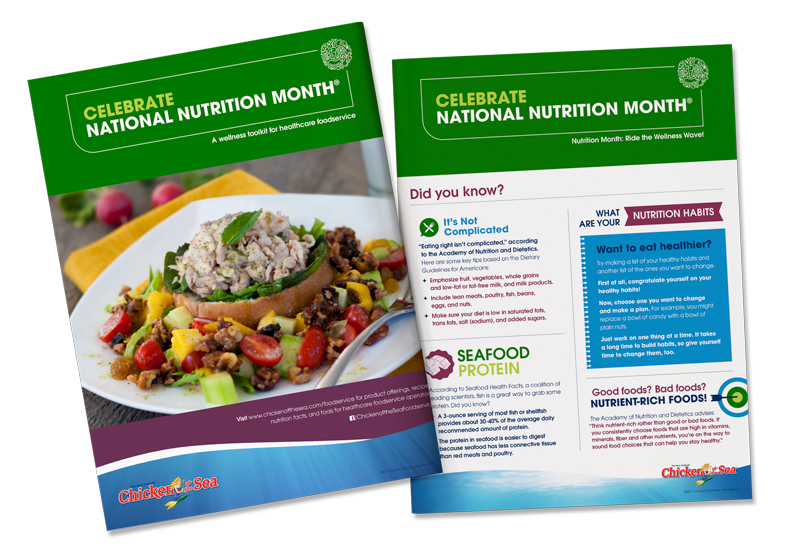 national nutrition month toolkit